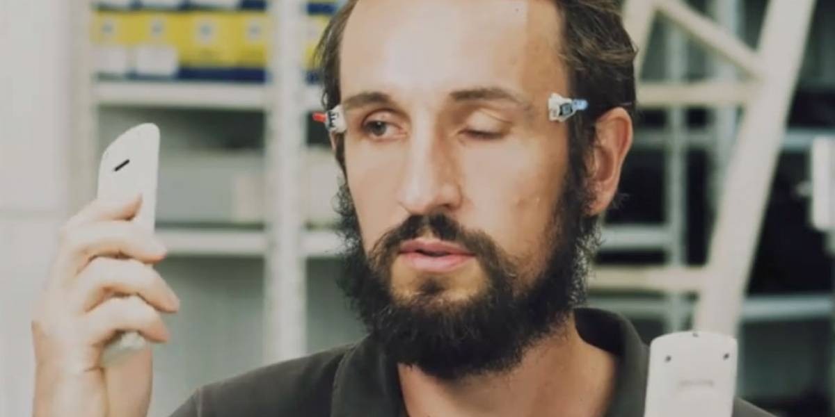 Parpadeos inducidos como una nueva forma de 3D sin gafas
