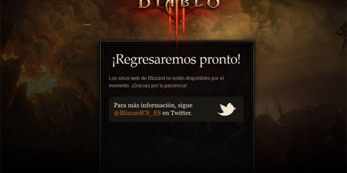¿Puedes jugar Diablo III? Nosotros tampoco [Actualizado]