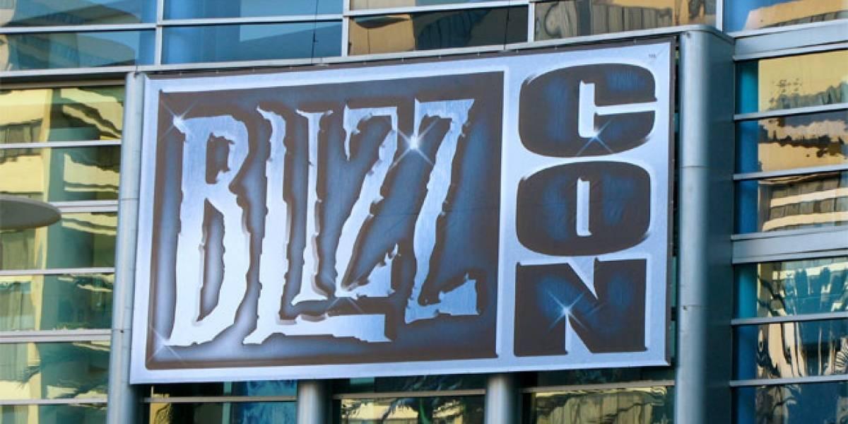 Blizzard anuncia que no habrá BlizzCon este año