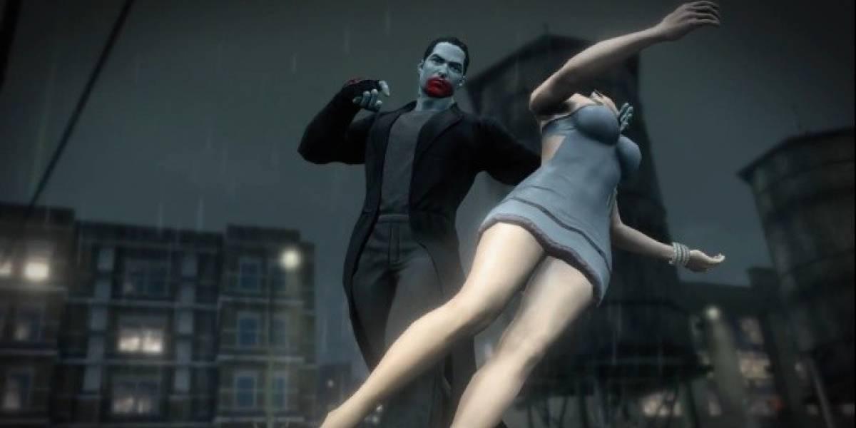 El nuevo contenido descargable de Saints Row: The Third incluye vampiros