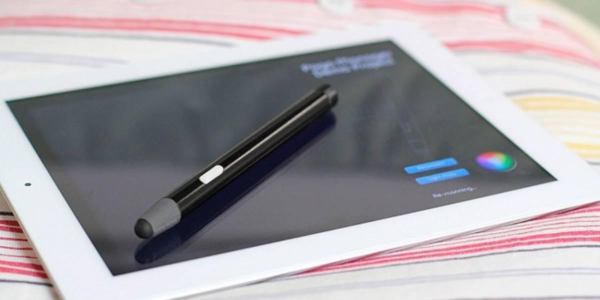 Blue Tiger, un stylus sensible a la presión para el iPad 3/HD