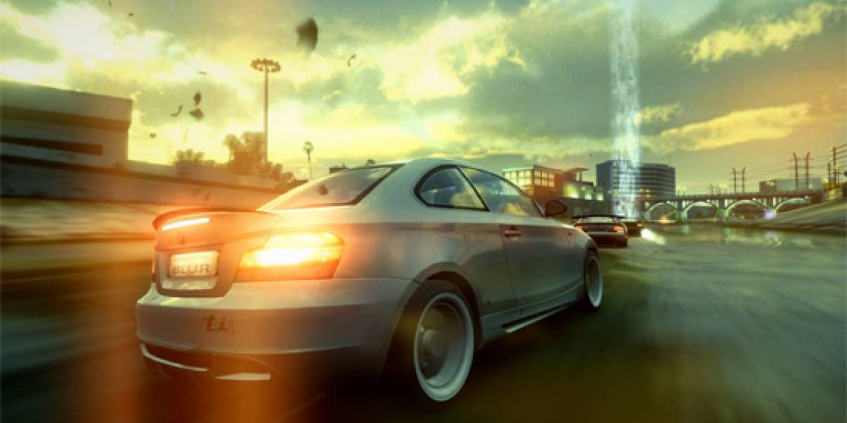 Microsoft renovó el registro de la marca Project Gotham Racing