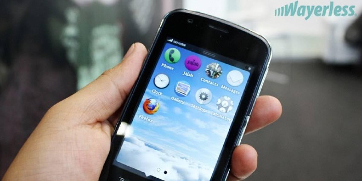Telefónica dice que Firefox OS será mejor que Android