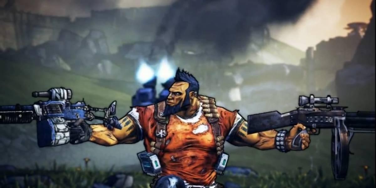 Y hasta que aparece el primer teaser de Borderlands 2 [gamescom 11]