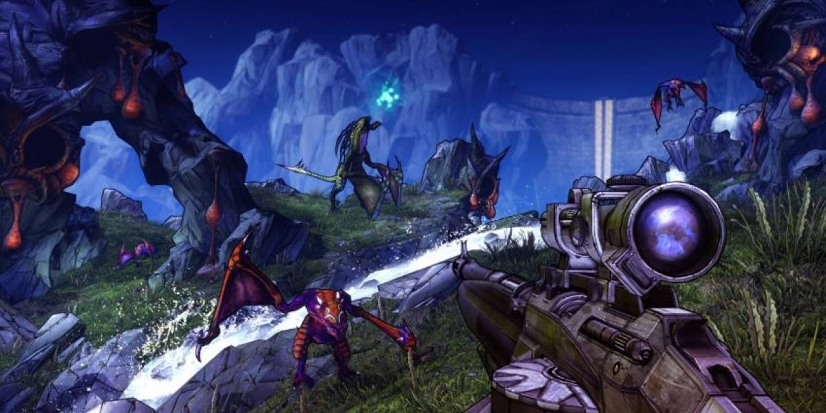 Borderlands Legends será lo nuevo de Gearbox para iPhone y iPad