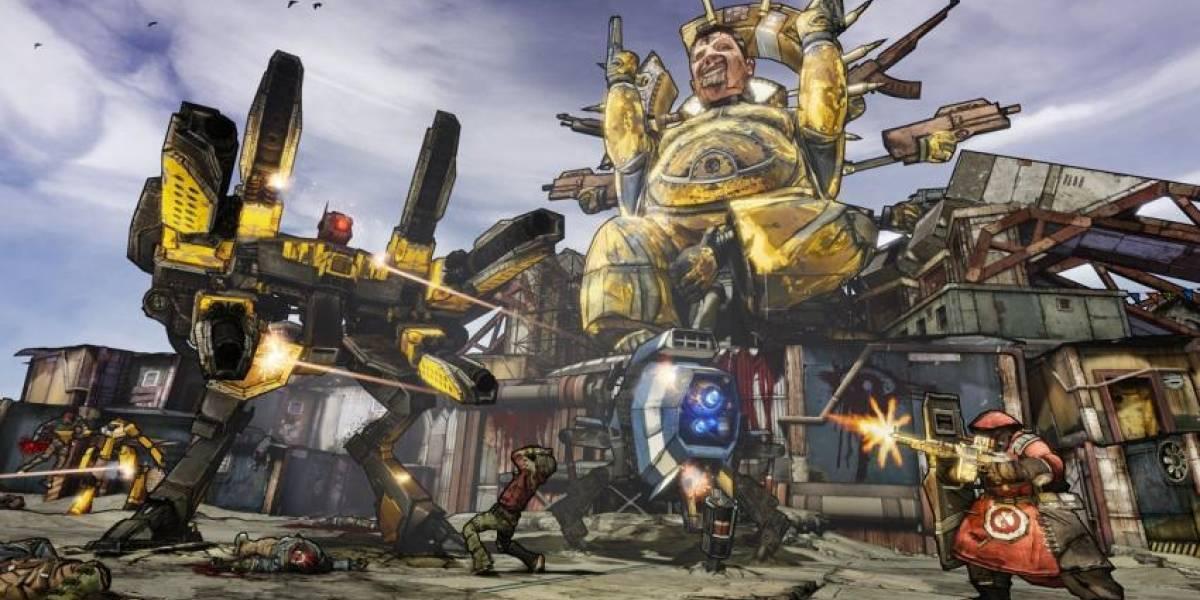 2K Games no tiene planes de llevar Borderlands 2 a PS Vita... por ahora