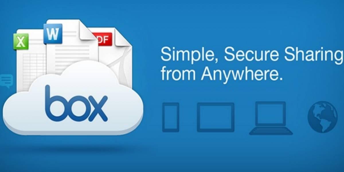 Si tienes un Xperia Play, Box te regala 50Gb de almacenamiento gratis