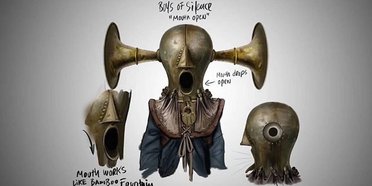 Un vistazo a los Boys of Silence de BioShock Infinite