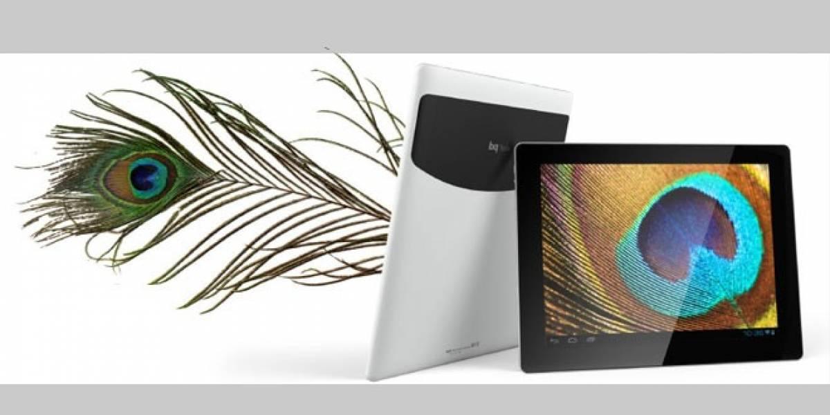 Llega bq Tesla: Un tablet español de 9,7 pulgadas con ICS y precio tentador