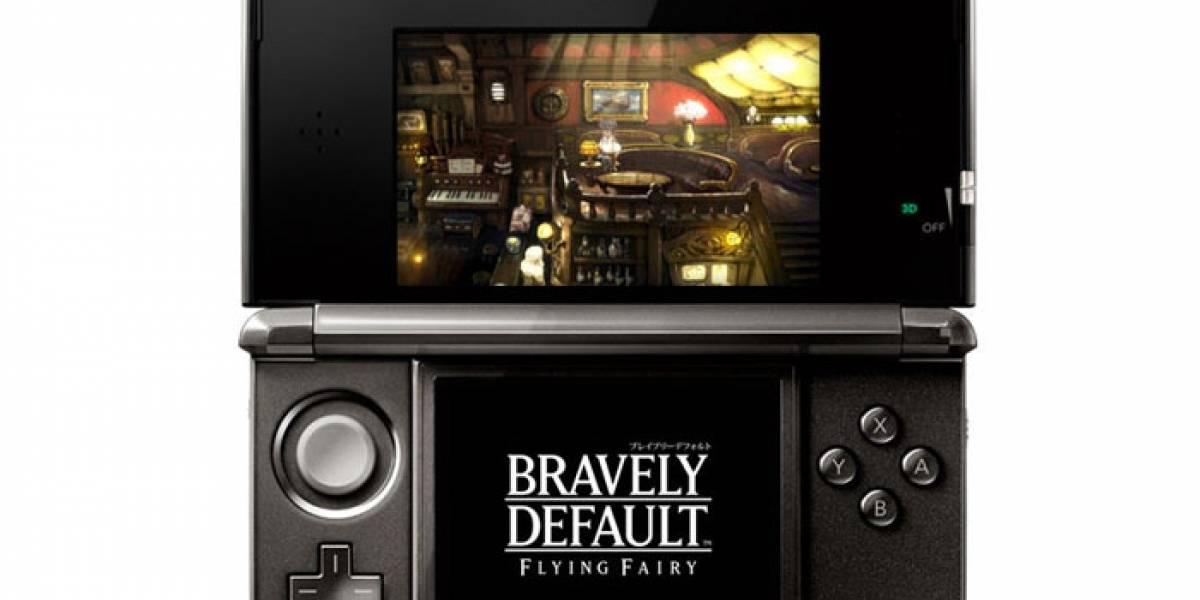 Primer trailer de Bravely Default: Flying Fairy [TGS 11]