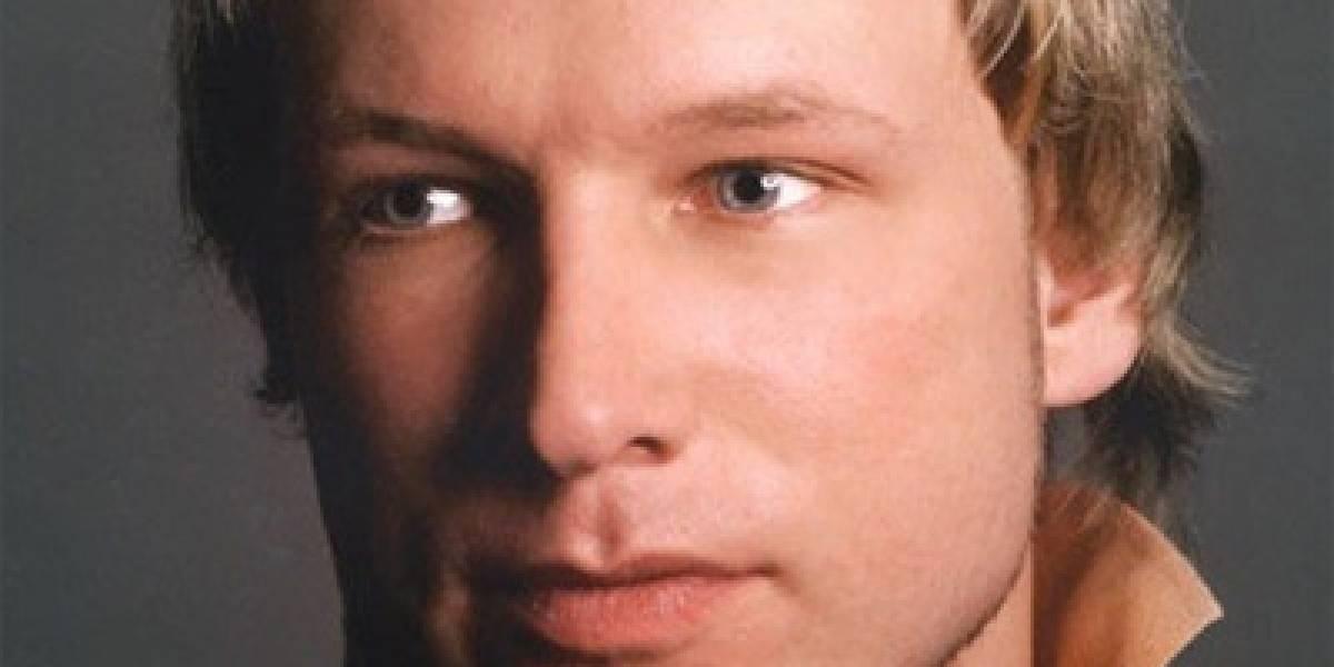 Anders Breivik spameó a 1.000 personas con su manifiesto una hora antes de los ataques