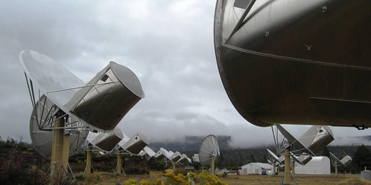 SETI vuelve a tener operativo uno de sus telescopios