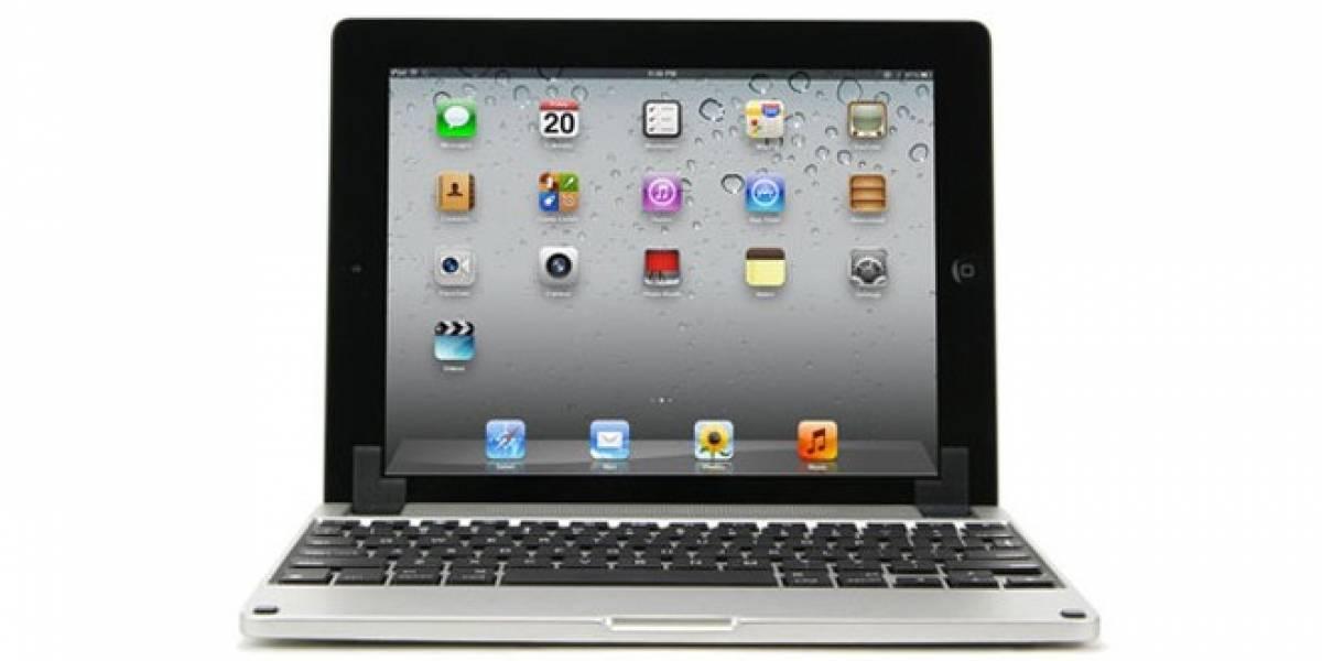 Teclado Brydge hace que tu iPad se convierta casi en una MacBook Air