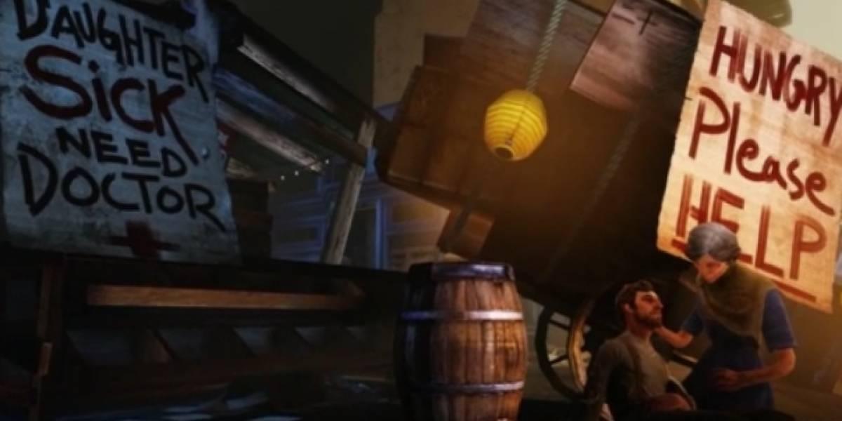 Bioshock Infinite también tiene nuevo trailer [VGA 2011]