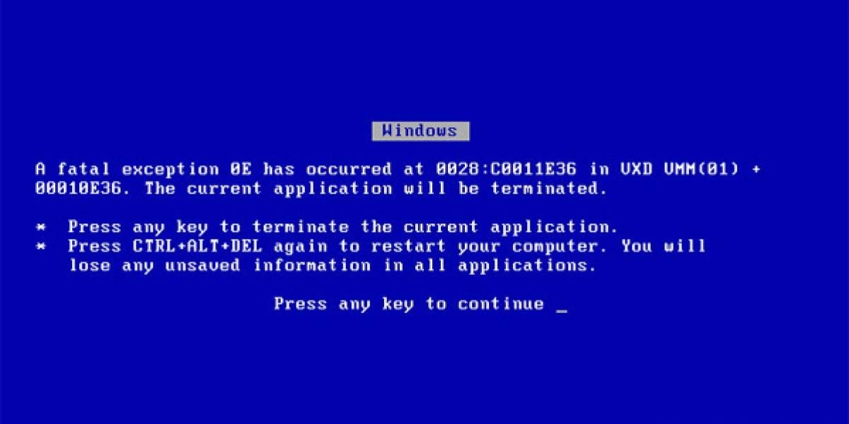 "Microsoft parcha el ""Ping de la Muerte"""
