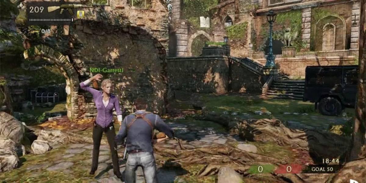 Así es como funciona el Buddy System en Uncharted 3