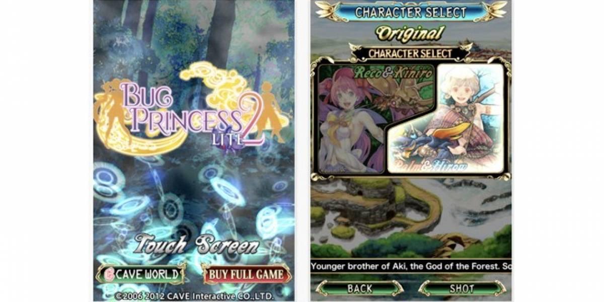 Bug Princess 2 se hace Lite para iOS