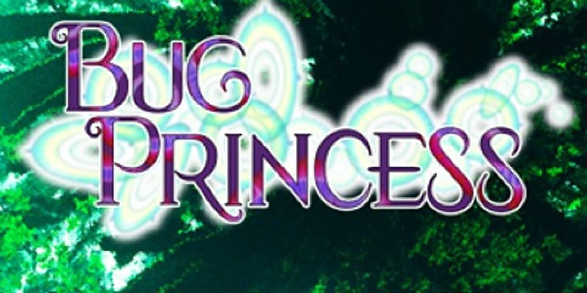 Cave anuncia clásico juego Bug Princess para iOS
