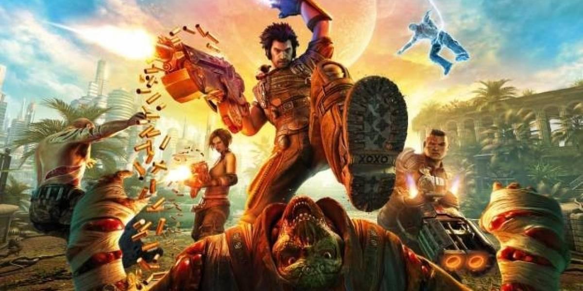 Epic Games canceló el desarrolló de Bulletstorm 2