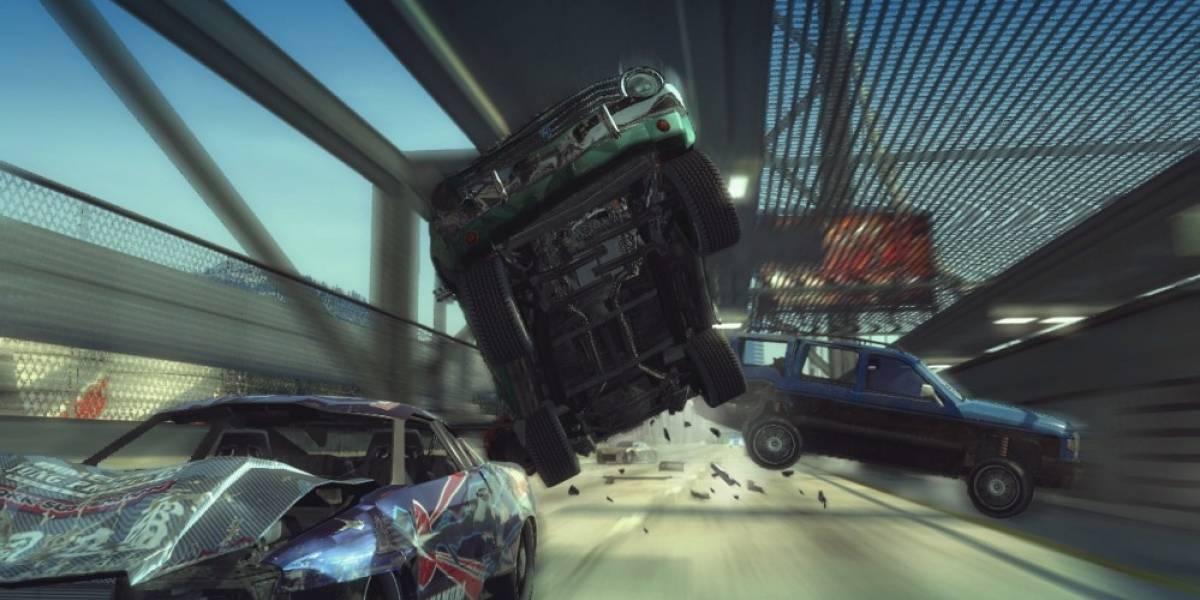 Se revelan los primeros detalles de Burnout: Crash