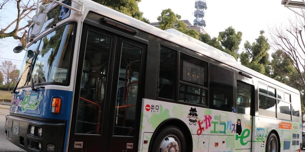 Japoneses prueban tecnología de Nissan Leaf en buses eléctricos