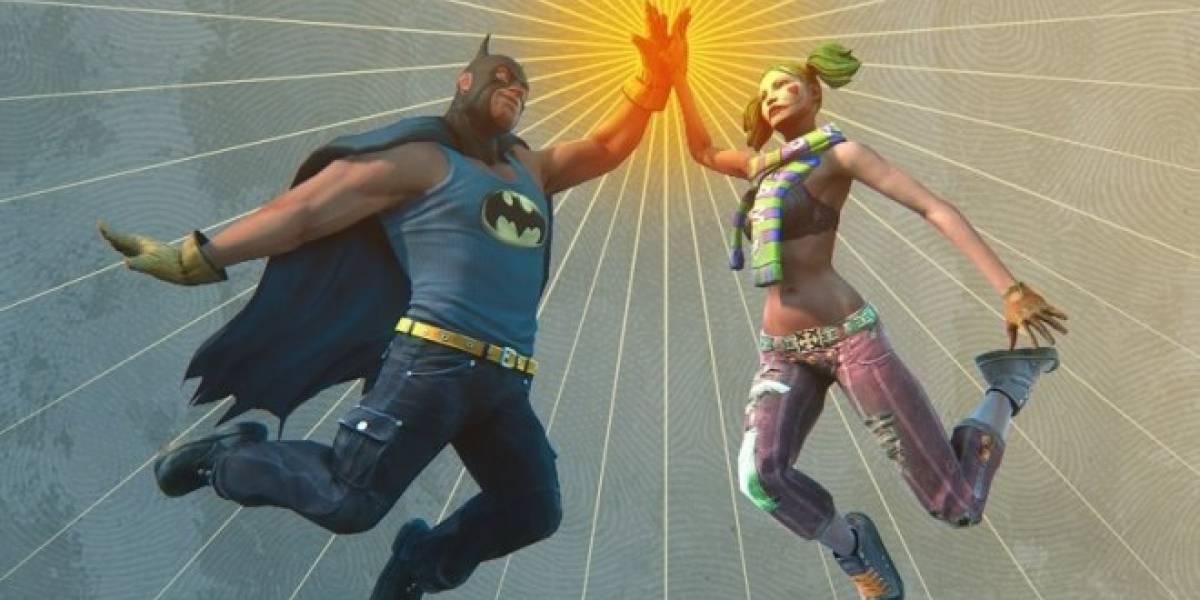 Trailer de lanzamiento para Gotham City Impostors