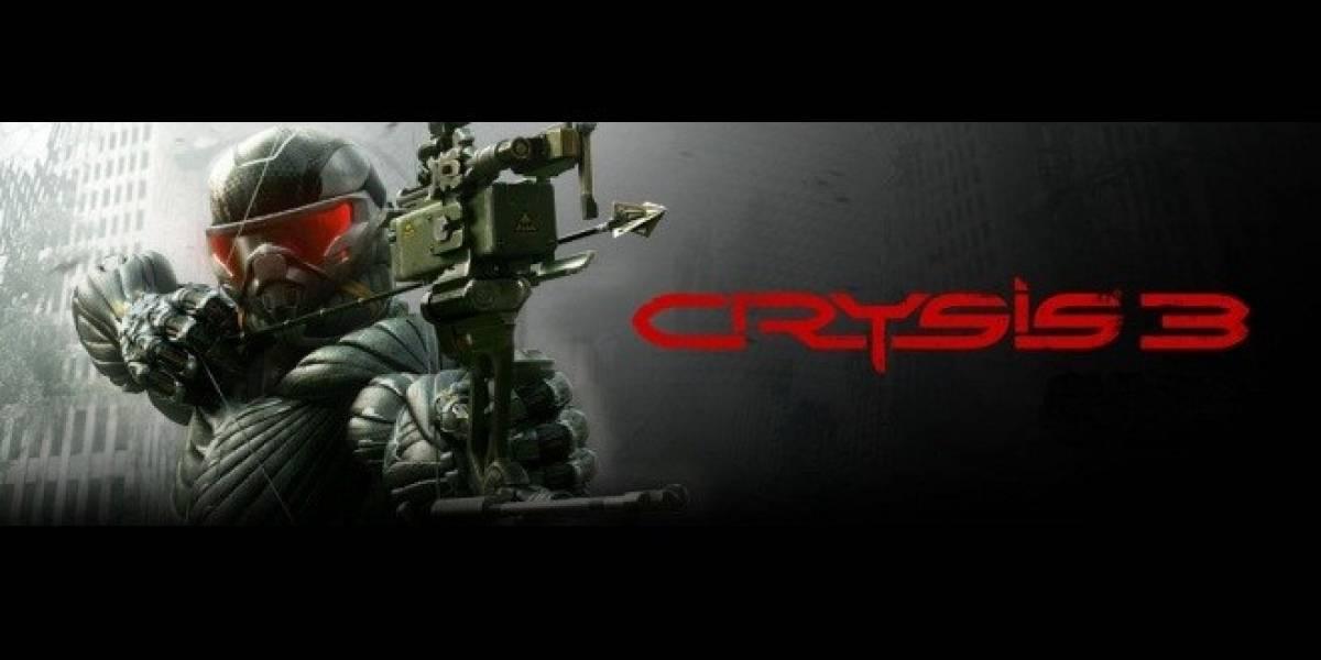Crysis 3, filtrado por Origin