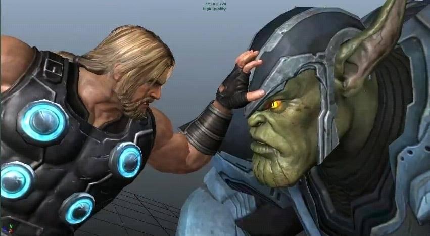 El videojuego de The Avengers se quedó en el tintero aunque lucía genial