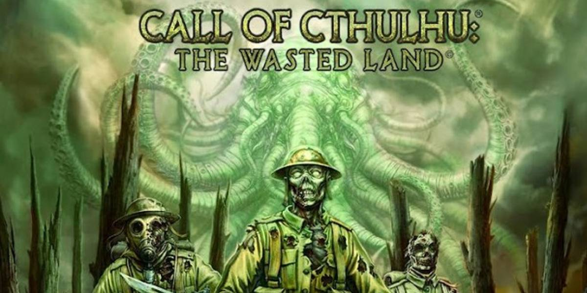 Android recibe el terror de Call of Cthulhu: The Wasted Land