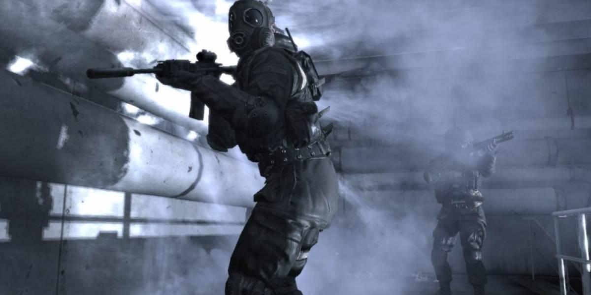 Y comenzaron a aparecer los glitches en Modern Warfare 3