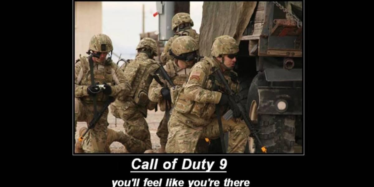 Activision: Durante el próximo año sale Call of Duty 9, Diablo III y otro juego más de Blizzard