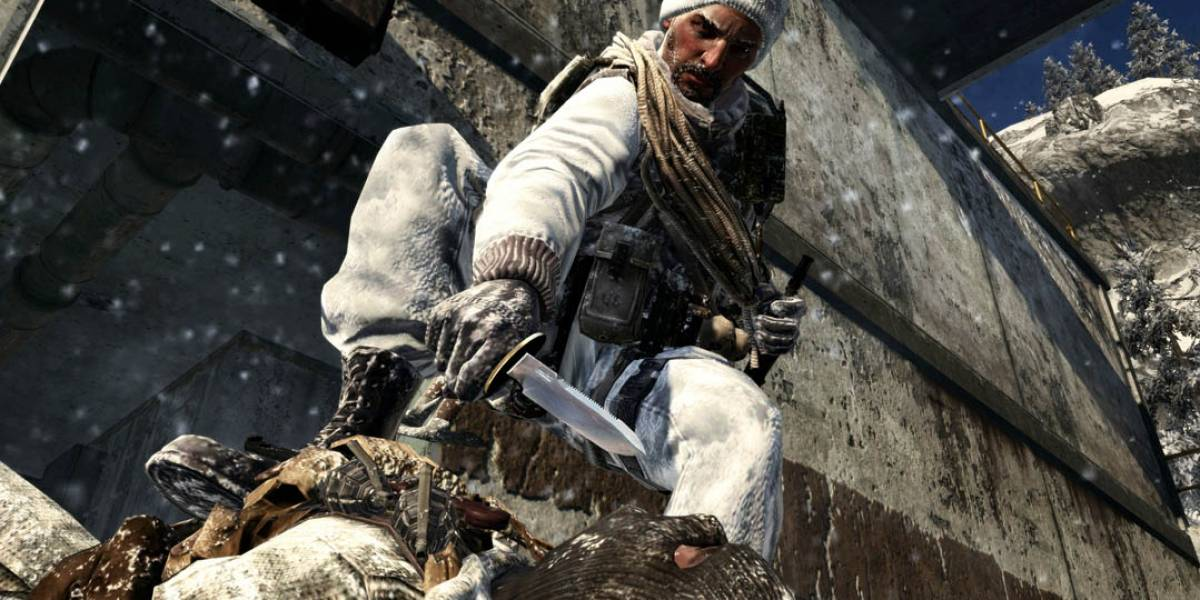 Usuarios de PS3 indignados con la última entrega de Call of Duty