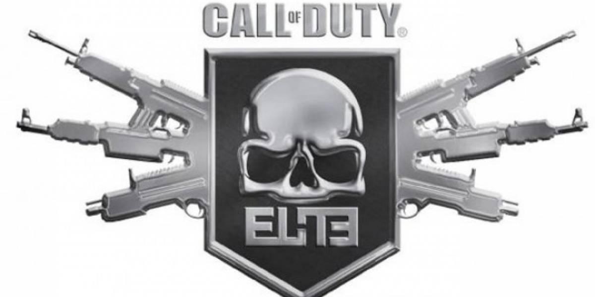 Nuevos detalles de las opciones que ofrecerá Call of Duty Elite