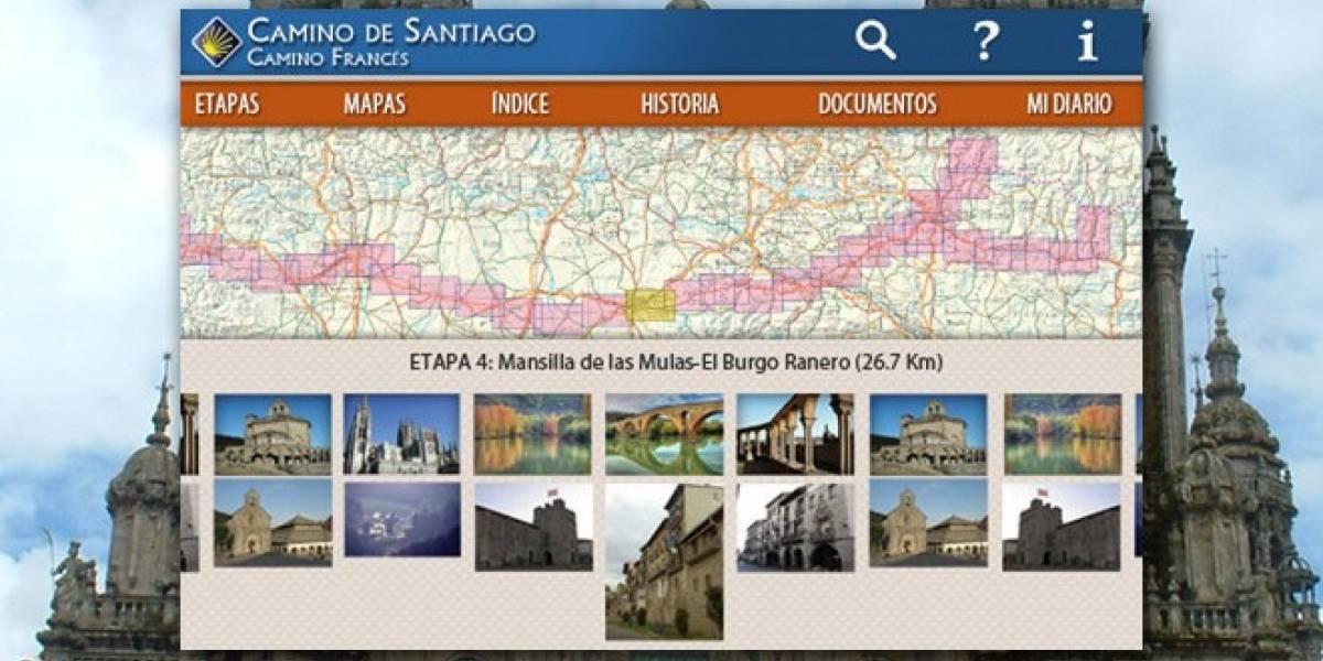 El Camino de Santiago en tu iPhone