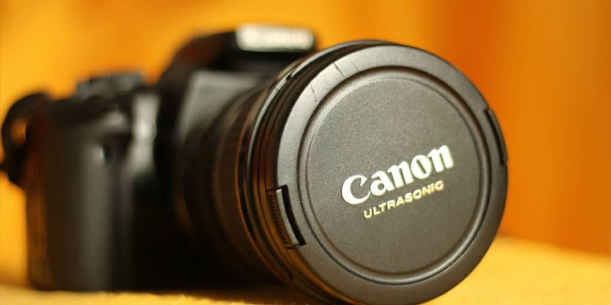 Canon fabricará cámaras digitales en Brasil