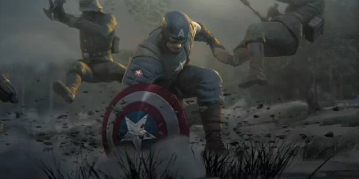 Super trailer de Captain America: Super Soldier [E3 2011]