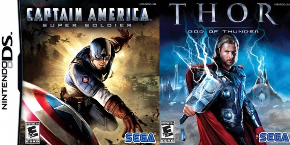 No habrá más juegos de Marvel Comics editados por Sega