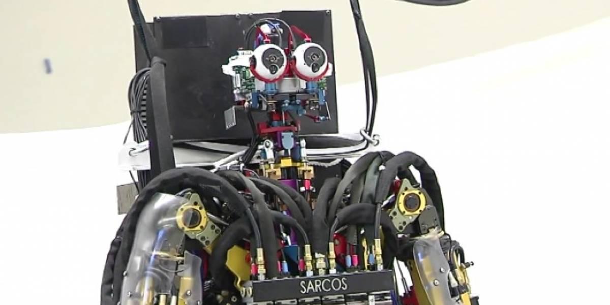 SARCOS: un robot que replica movimiento humano (y nuestro equilibrio)