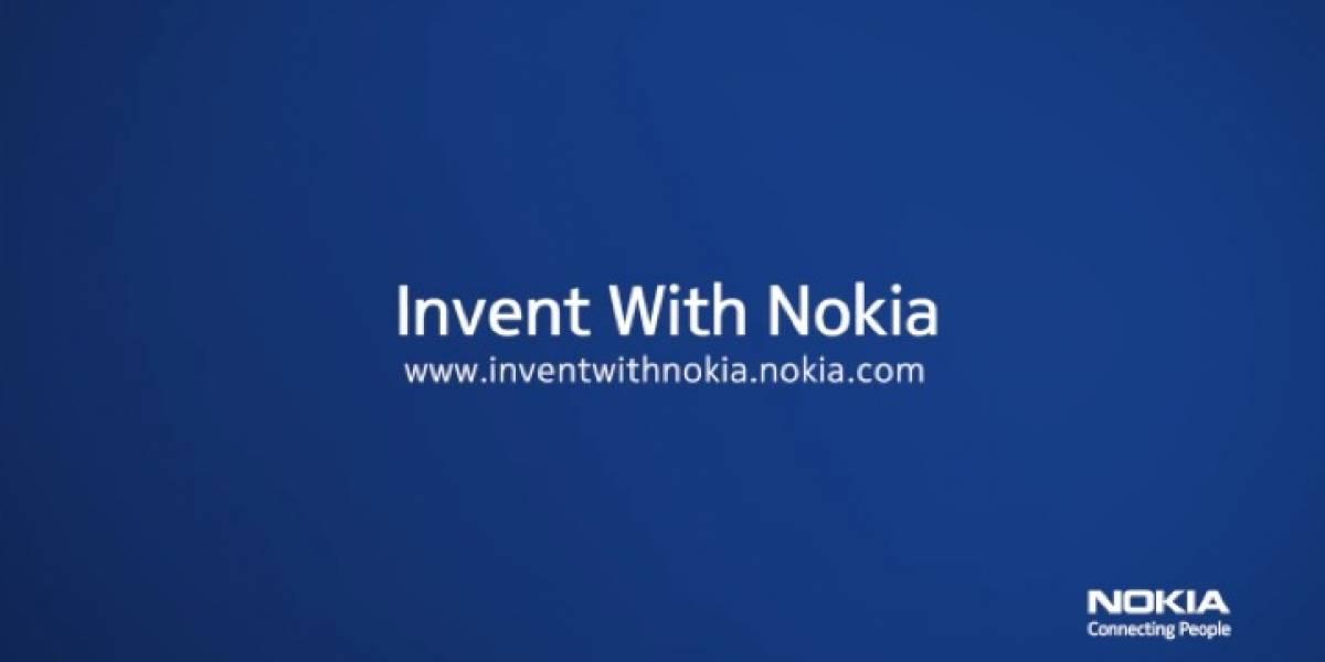 ¿Tienes una idea? Nokia crea un programa para pagarte por ella