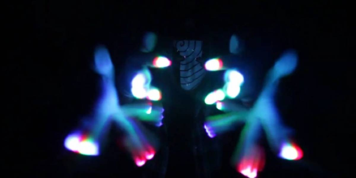 LED Rave Gloves: la última moda para las fiestas electrónicas