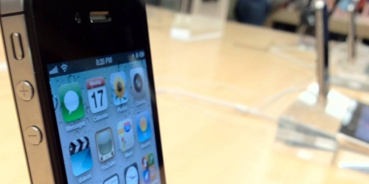 iPhone 4S homologado y listo para ser importado en casi toda LatAm