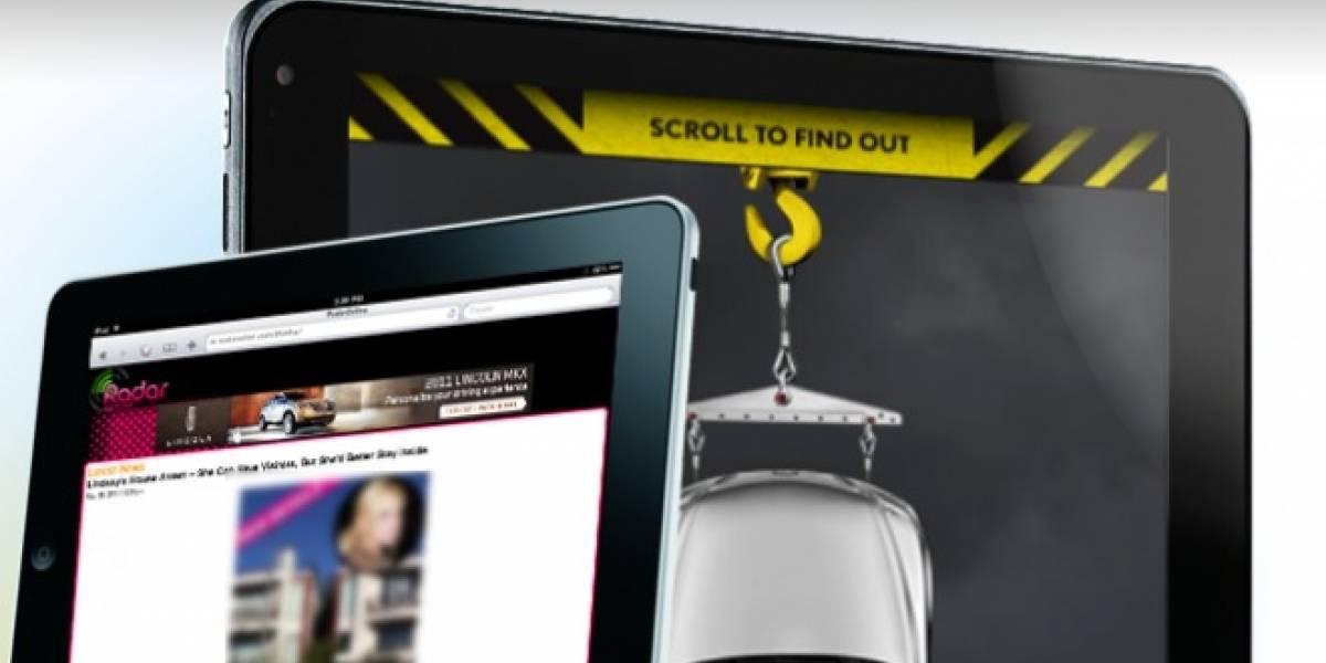 Publicidad por móviles debe ser interactiva, dice estudio de Jumptap