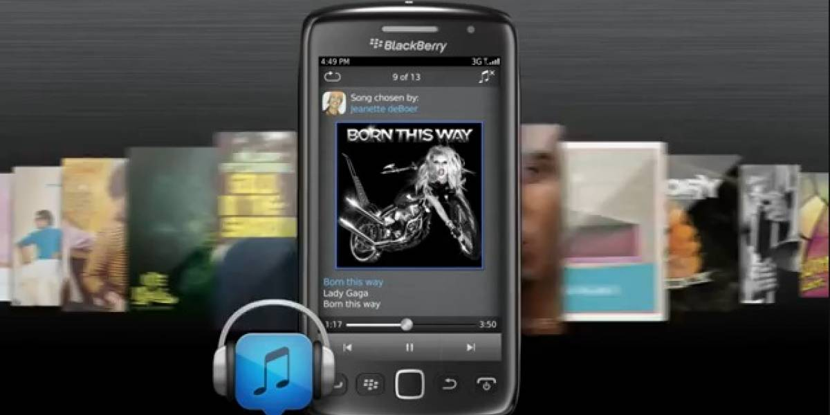 ¡Habemus BBM Music!