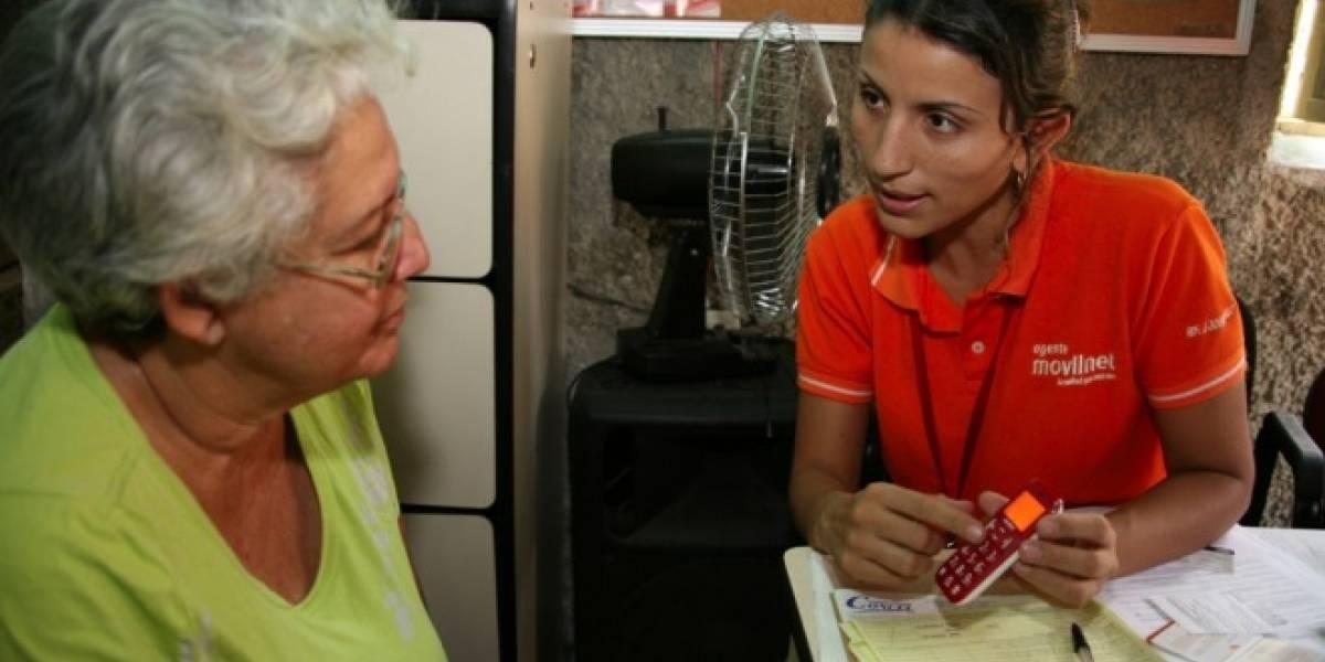 Venezuela: 5 mil móviles para invidentes y adultos mayores ya tienen usuario