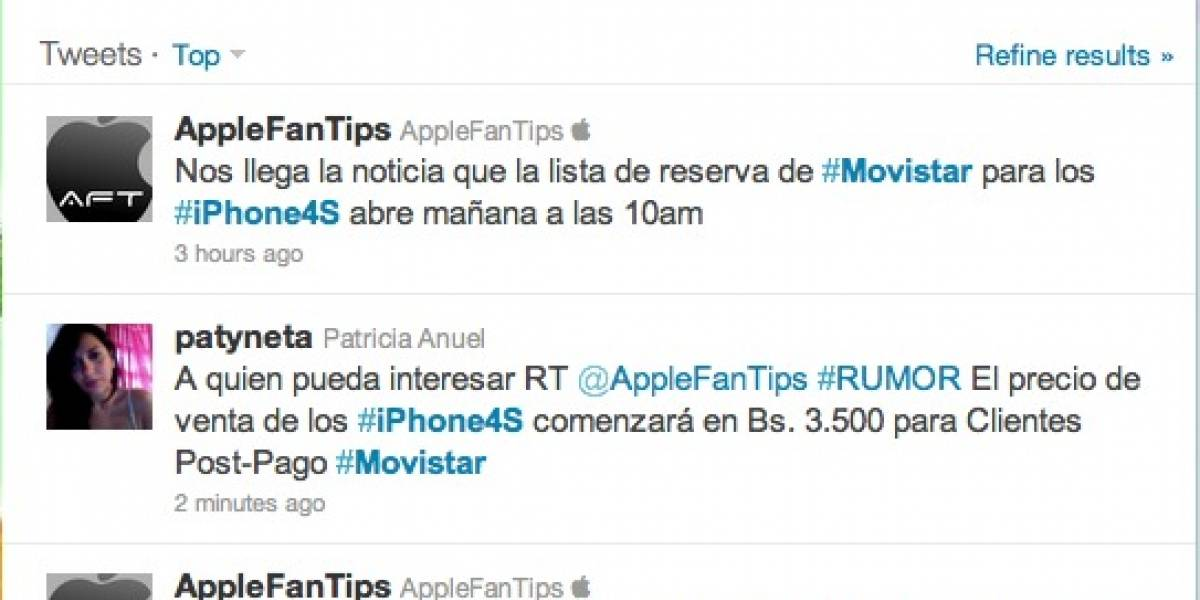 Venezuela: iPhone 4S a la venta pronto en Movistar