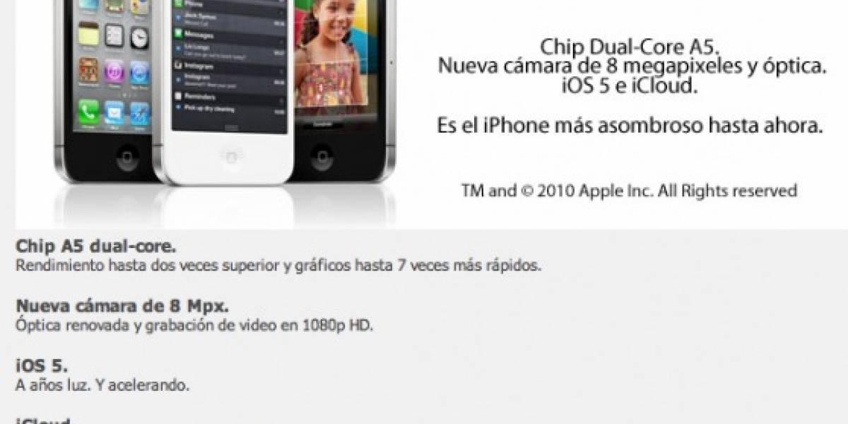 PAREN TODO: Digitel Venezuela también tiene el iPhone 4S