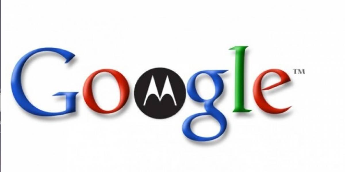 Google pide la bendición a la Unión Europea para comprar Motorola Mobility