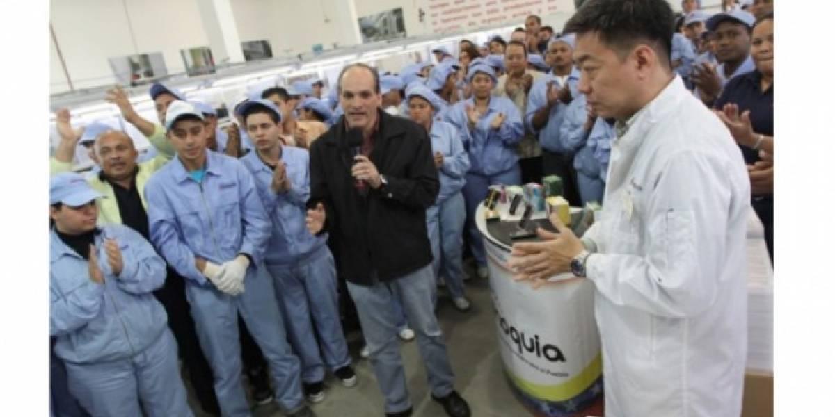 Venezuela: Orinoquia tendrá su primer móvil con Android