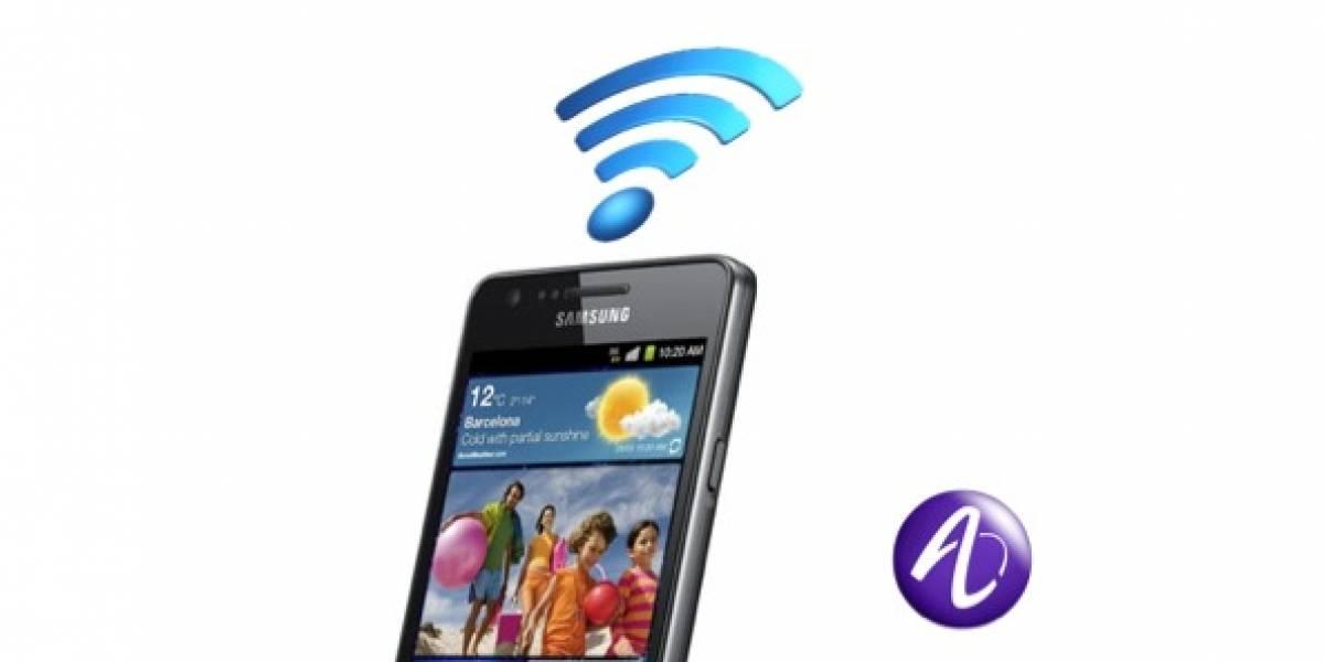LightRadio, una revolución del Wi-Fi de la mano de Alcatel-Lucent