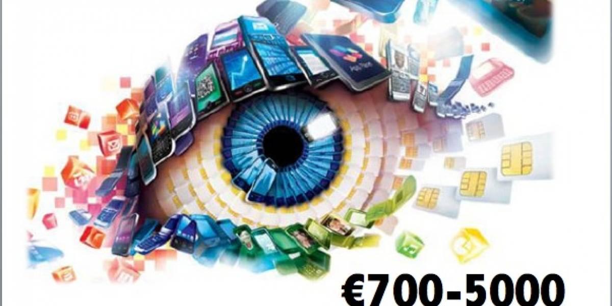 MWC 2012: Hasta 5 mil euros por entrar a la feria